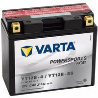 Varta Batterie de moto Powersports AGM YT12B-4/YT12B-BS