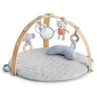 Ingenuity Mini-portique d'activité bébé réversible Cozy Spot