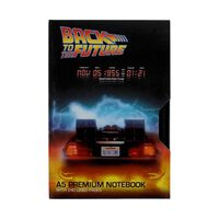 Back to the Future, A5 Cahier - VHS
