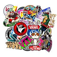 Autocollants norepeat, kpop, pour skateboard, snowboard, bagages,