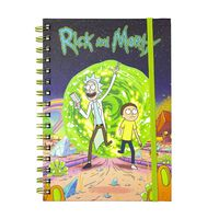 Rick and Morty, Bloc-notes