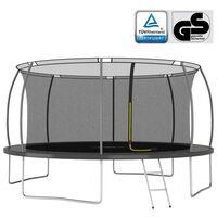 vidaXL Ensemble de trampoline rond 460x80 cm 150 kg
