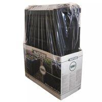 Nature Bac à compost Noir 1200 L