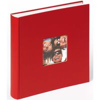 Walther Design Album photo Fun 30x30 cm Rouge 100 pages