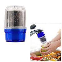2pcs robinet de cuisine purificateur d'eau de précipitation au