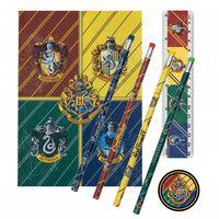 Harry Potter, Ensemble Papeterie - Maisons de Hogwarts