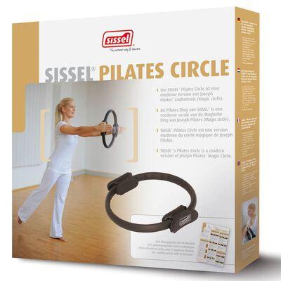 Sissel Cercle de pilates 38 cm Noir SIS-310.020