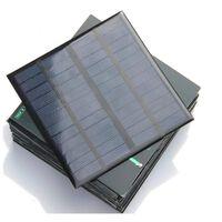 Mini panneaux solaires en silicium polycristallin de 3 watts -