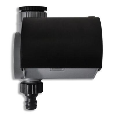 vidaXL Minuterie électronique d'arrosage automatique à seule sortie