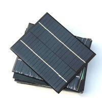 Module de cellule solaire époxy 2w 18v panneau solaire
