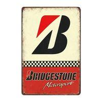 Station-service de garage vintage créative, service de pneus,