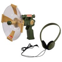 Scout Amplificateur de son jouet avec écouteurs 21 cm