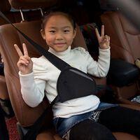 Housse de sécurité pour enfant de voiture siège d'épaule -