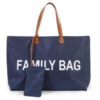 CHILDHOME Sac à couches Family Bag Bleu marine