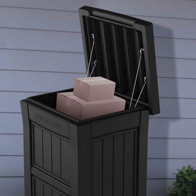 Keter Boîte de dépôt à colis Anthracite
