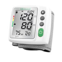 Medisana Tensiomètre de poignet BW 315 Blanc