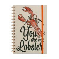Friends, Cahier - Lobster