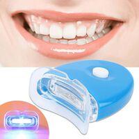 1pc lumière LED blanchissant les dents blanchissant le gel des