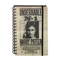 Harry Potter, Cahier A5 - Sirius et Harry