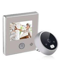Nouvelle caméra de porte d'enregistrement photo / vidéo à