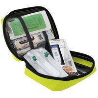 Travelsafe Trousse de premiers soins 31 pcs Globe Sterile Plus Jaune