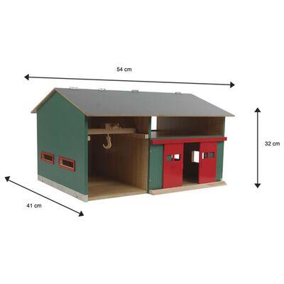 Kids Globe Atelier de ferme jouet 1:32