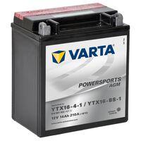 Batterie AMG 12 V 14 Ah YTX16-4-1 / YTX16-BS-1 Varta