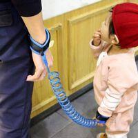Enfant en bas âge bébé enfants harnais de sécurité enfant laisse