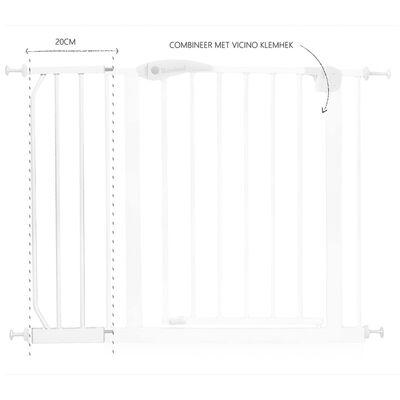 Baninni Extension de barrière de sécurité 20 cm Vicino BNSFA003-WH