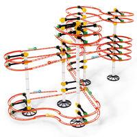 Quercetti Ensemble de circuit à billes 410pcs Skyrail Ottovolante Maxi
