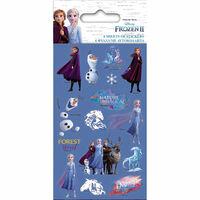 Frozen 2 / La Reine Des Neiges 2, 90x Autocollants