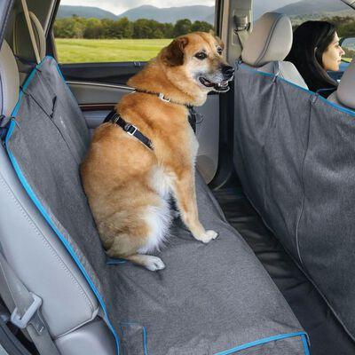 Kurgo Hamac côte à côte pour chiens Gris
