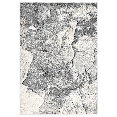 vidaXL Tapis Gris 160x230 cm PP