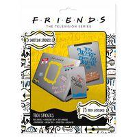 Friends - 25x Autocollants