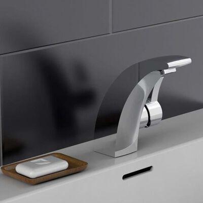 SCHÜTTE Mitigeur de lavabo PANAMA Chrome