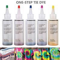 Kit de teinture en une étape pour le tissu, la peinture de