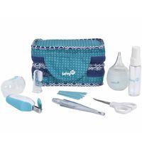 Safety 1st Trousse de toilette de soin pour nouveaux-nés Bleu 3106003000