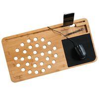 Bureau de Genou pour Ordinateur Portable et Tablette