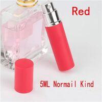 Mini bouteille de parfum rechargeable - atomiseur de pulvérisation