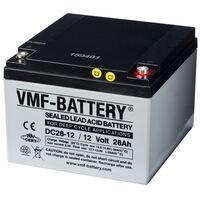 Batterie AMG VMF à décharge profonde 12 V 28 Ah DC28-12