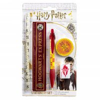 Harry Potter, Ensemble De Papeterie - 5 Pièces