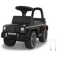 Jamara Voiture à pousser Mercedes-Benz AMG G63 Noir