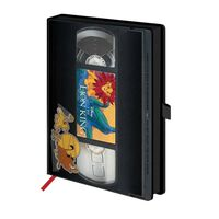 The Lion King, Cahier - VHS