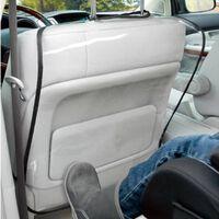Protecteur de siège arrière de voiture automatique, tapis de coup