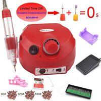 équipement de lime à ongles électrique - machine de manucure de