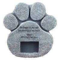 Pierre tombale commémorative pour animal de compagnie souvenir
