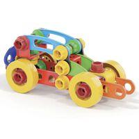 Quercetti Kit de construction jouet 72 pcs Tecno Jumbo