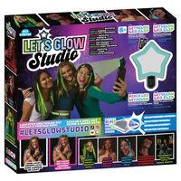 Let's Glow Studio Kit de bricolage fantastique